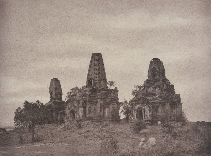 No. 12. Tantabeng. Group of Pagodas.